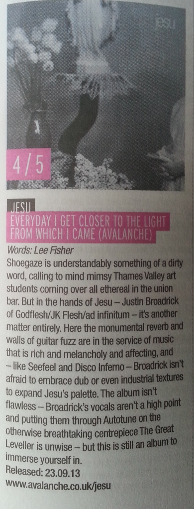 Jesu (September 2013)