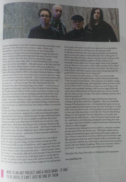 Wire piece (September 13)