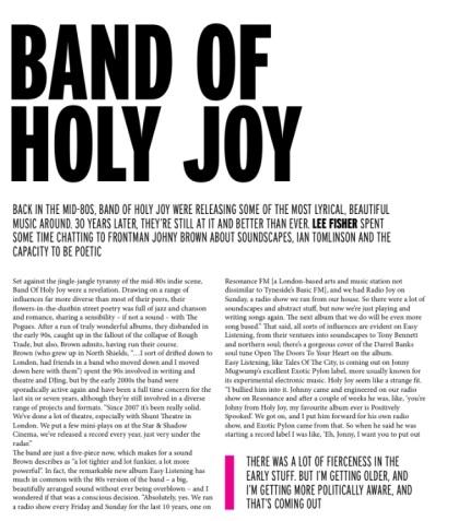 holy joy 1