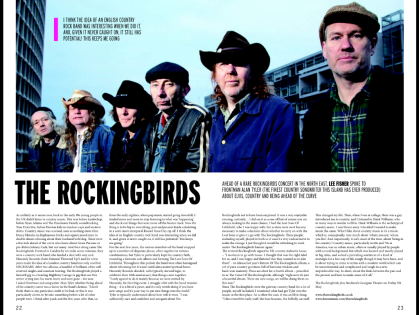 Rockingbirds